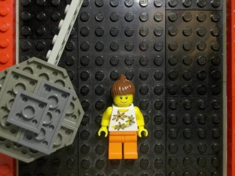 Clara Luzia - Morninglight (Lego-Version)