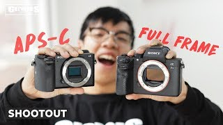 Full Frame vs APS-C | What are the differences & is it worth going full frame?