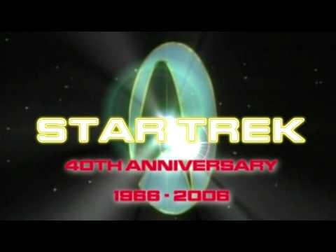 STAR TREK 40th Anniversary Tribute 1966 - 2006 (HQ)