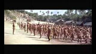 BRIDGE ON THE RIVER KWAI - 1957 Clip 2