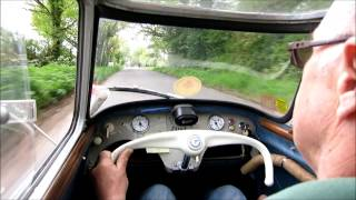 Microcar Movie - ride in a Messerschmitt KR200 (HD)