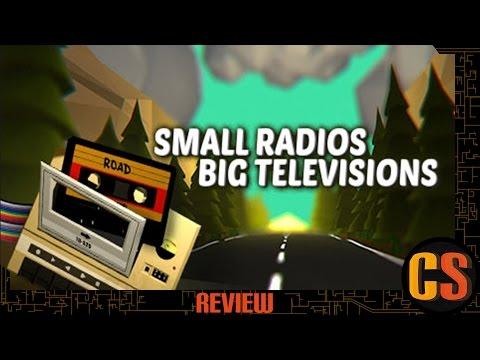 SMALL RADIOS BIG TELEVISIONS - PS4 REVIEW