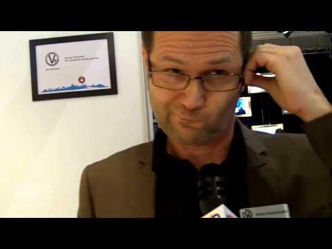 ISE 2015: Voice Technologies Talks About VT DUO Earphone/Earhanger Combination