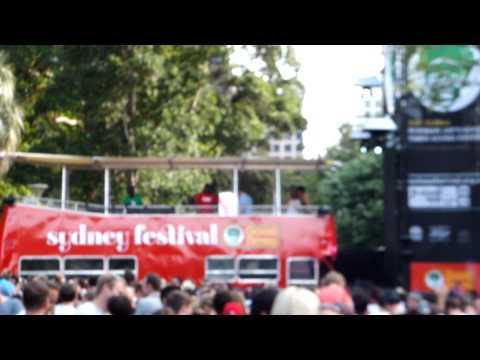 Norman Jay Good Times! Sydney Festival 2012 PT 2