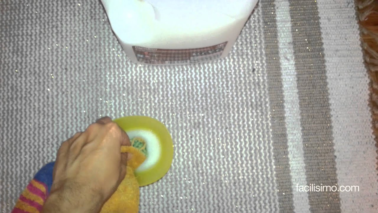C mo limpiar alfombras con detergente youtube - Como limpiar alfombras ...