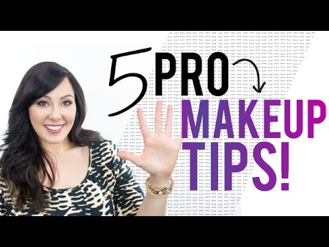 5 Makeup Tricks for Beginners   Makeup Geek