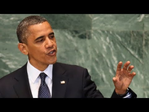 Obama UN Speech On Iran: We Are Not Seeking Regime Change