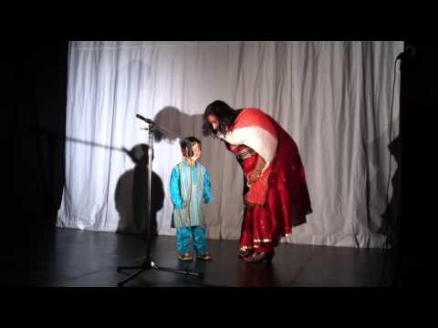 Amader Choto Nodi by Ashmit Saha - Rabindra Jayanti 2011