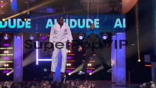 SPEECH - Shaquille O'Neal, Nick Cannon at Cartoon Network...