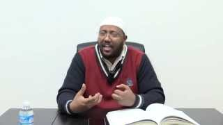 Memmamar - Be-Jibril Hadith (2) Sh. Jemal Beshir Ahmed