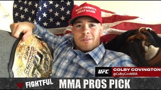 MMA Pros Pick - Khabib Nurmagomedov vs. Conor McGregor (UFC 229)