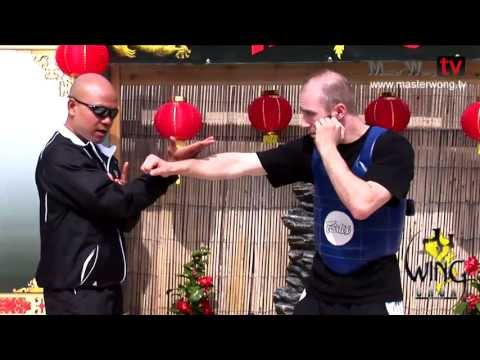 Wing Chun techniques - lesson 3 (Tan Sao - Fok Sao) Image 1