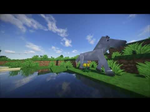 Minecraft Graficos Realistas! | SEUS v10.0 c/ Volumetric Clouds [Minecraft 1.6.2 Shaders]