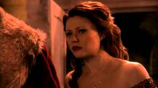 Belle agrees to go with Rumplestiltskin OUAT 1x12 part 1