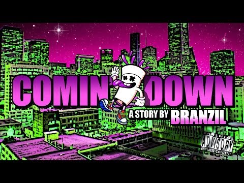 Branzil - Comin' Down (Explicit)