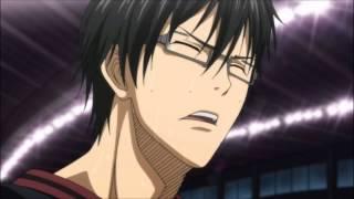 Kuroko no Basket | Kagami vs Aomine Zone Battle | 1080 HD