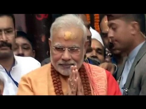 PM Modi's special puja at Pashupatinath Temple in Nepal