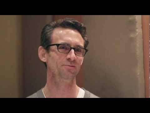 Chuck Palahniuk Interview, Part 1