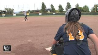 2016 Nalani T'ea Scates Pitcher and 1st Base Softball Skills Video