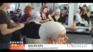 Making Bald Caps