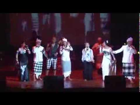 Nyanyian Dharma Live :: Taman Izmail Marzuki 2013 video