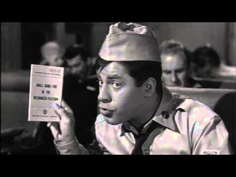 Jerry Lewis - O Bamba do Regimento (DVD - Dublado - HQ)