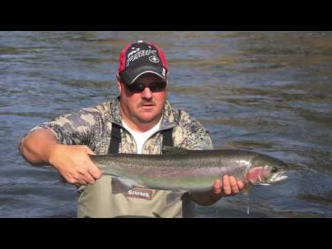 Steelhead Fishing on the Klickitat River