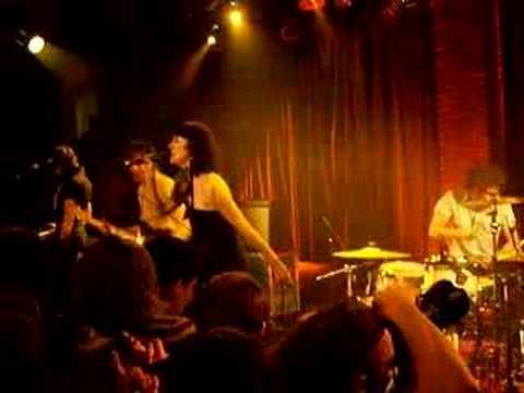 The Long Blondes - Weekend Without Make Up (Maroquinerie)