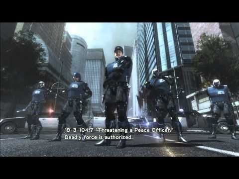Metal Gear Solid Rising Revengeance Play through With Commentary Part 8