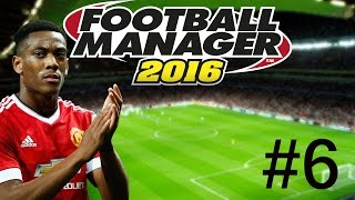 #6 Anthony Martial | Football Manager 2016 | Wonderkid