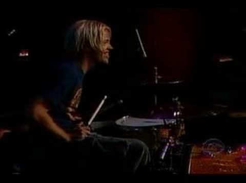 Foo Fighters - Stairway To Heaven  (Live)