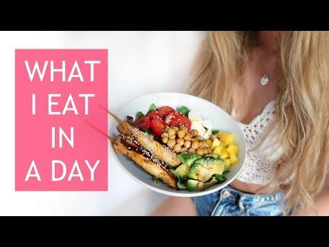 WHAT I EAT IN A DAY #10 I schnell, einfach, gesund