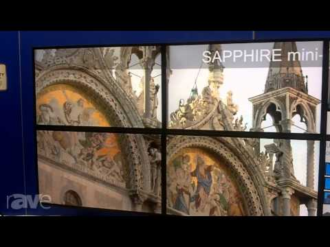 InfoComm 2013: SAPPHIRE Technology Explains PowerCast Digital Signage Software