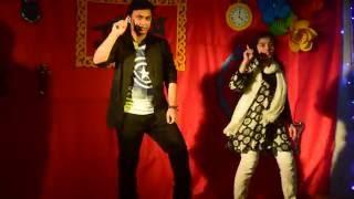 Meyeder Mon Bojha(dance)