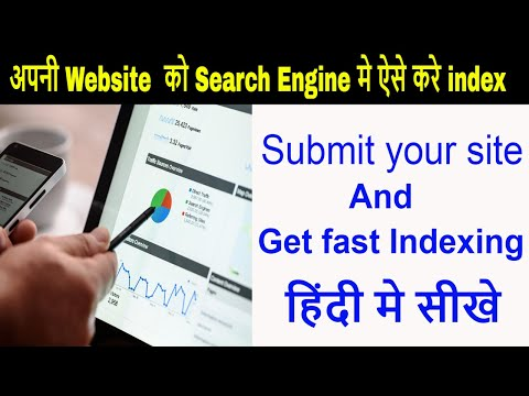 SEO - Part 28   Submit Site to Google webmaster Tool in hindi   Add website to Google search console