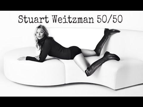 Сапоги  STUART WEITZMAN - Моя Коллекция Обуви