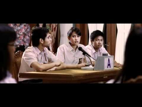 Tendangan dari Langit Full movie
