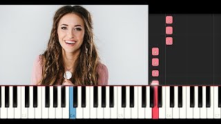 Download Lagu Lauren Daigle - You Say (Piano Tutorial) Gratis STAFABAND
