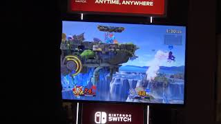Super Smash Ultimate: ESAM (Pikachu) vs Shofu (Fox)