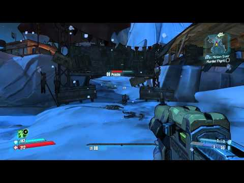 Borderlands 2 PCgamePlay on I3/GT520/Windows 8