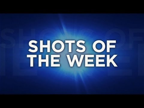 Check out the top five shots of the week from the 2013 Wyndham Championship and Dicks Sporting Goods Open featuring Brian Davis, Ernie Els, Kenny Perry, Patr...