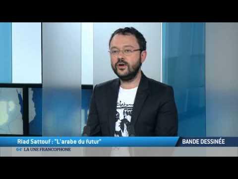 Riad Sattouf : l'arabe Du Futur video