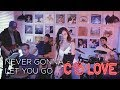 Never Gonna Let You Go (Sergio Mendes) cover by Jennylyn Mercado & Dennis Trillo   CoLove