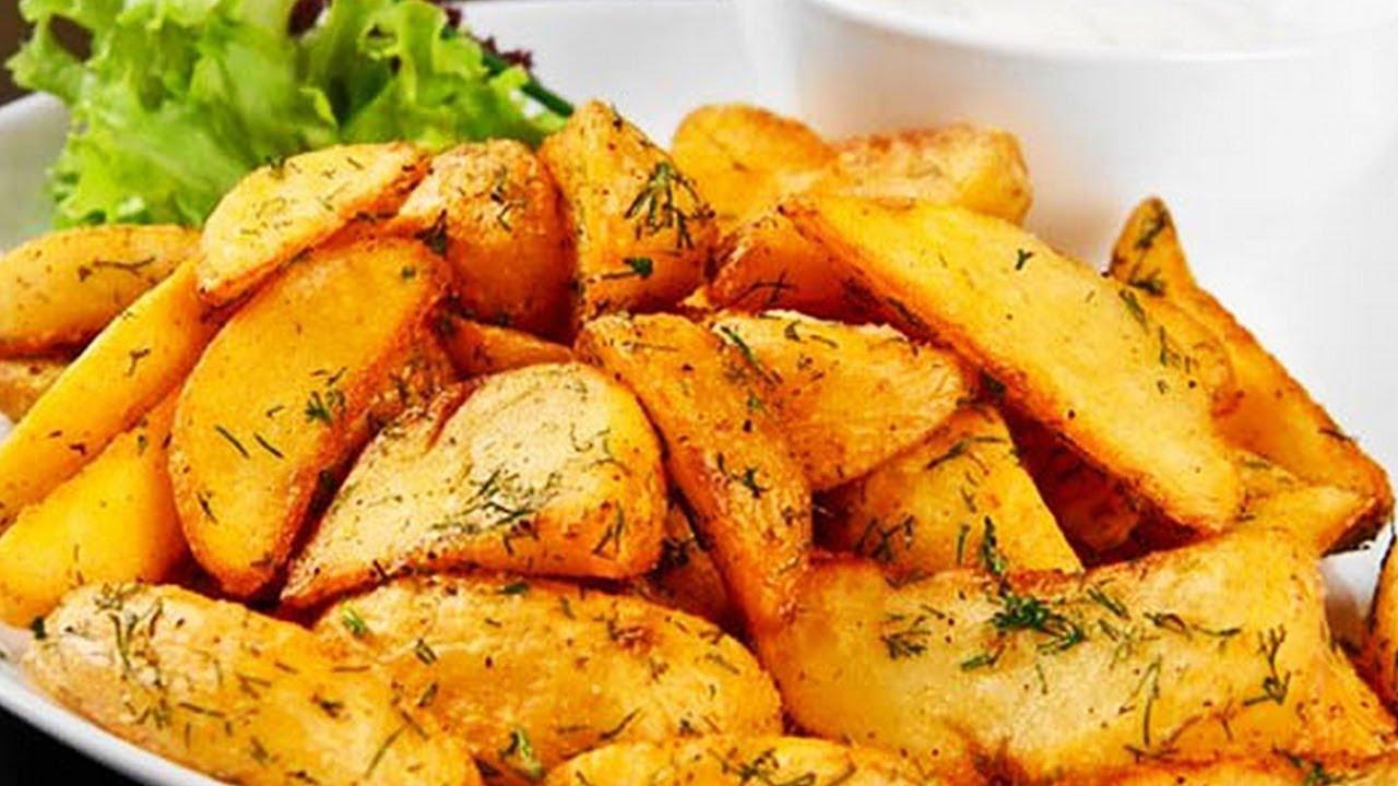 Как быстро приготовить картошку и с чем