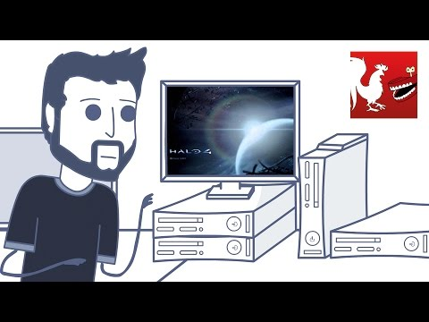 Rooster Teeth Animated Adventures - Miles Hacks the System