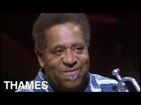 Dizzy Gillespie interview | Jazz | Bent Trumpet | Afternoon Plus | 1983