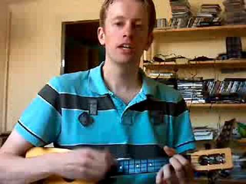 Breakfast at Tiffany's on ukulele
