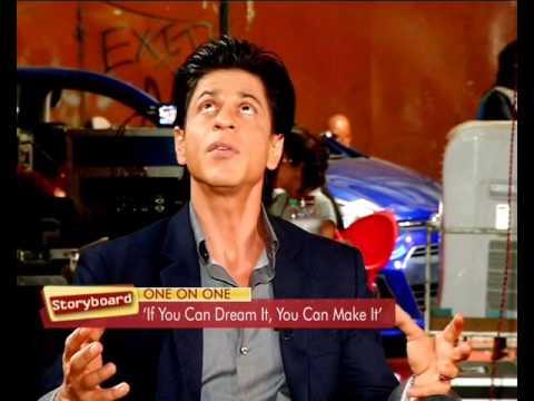 Pavni Mittal interviews Shah Rukh Khan
