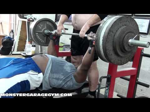 POWERLIFTING TRAINING: A little RAW, a little equipped, a little KISS Alive I & II Image 1