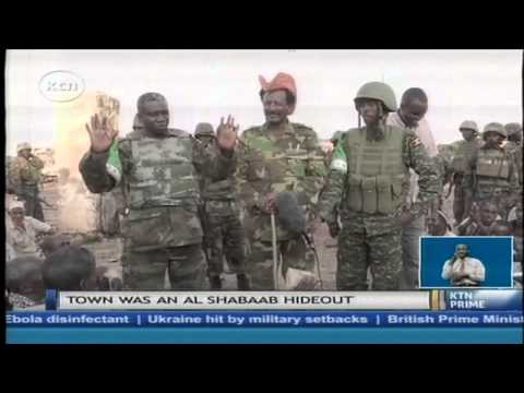 Fighting Al-Shabaab: A major achievement for Amisom forces in Somalia